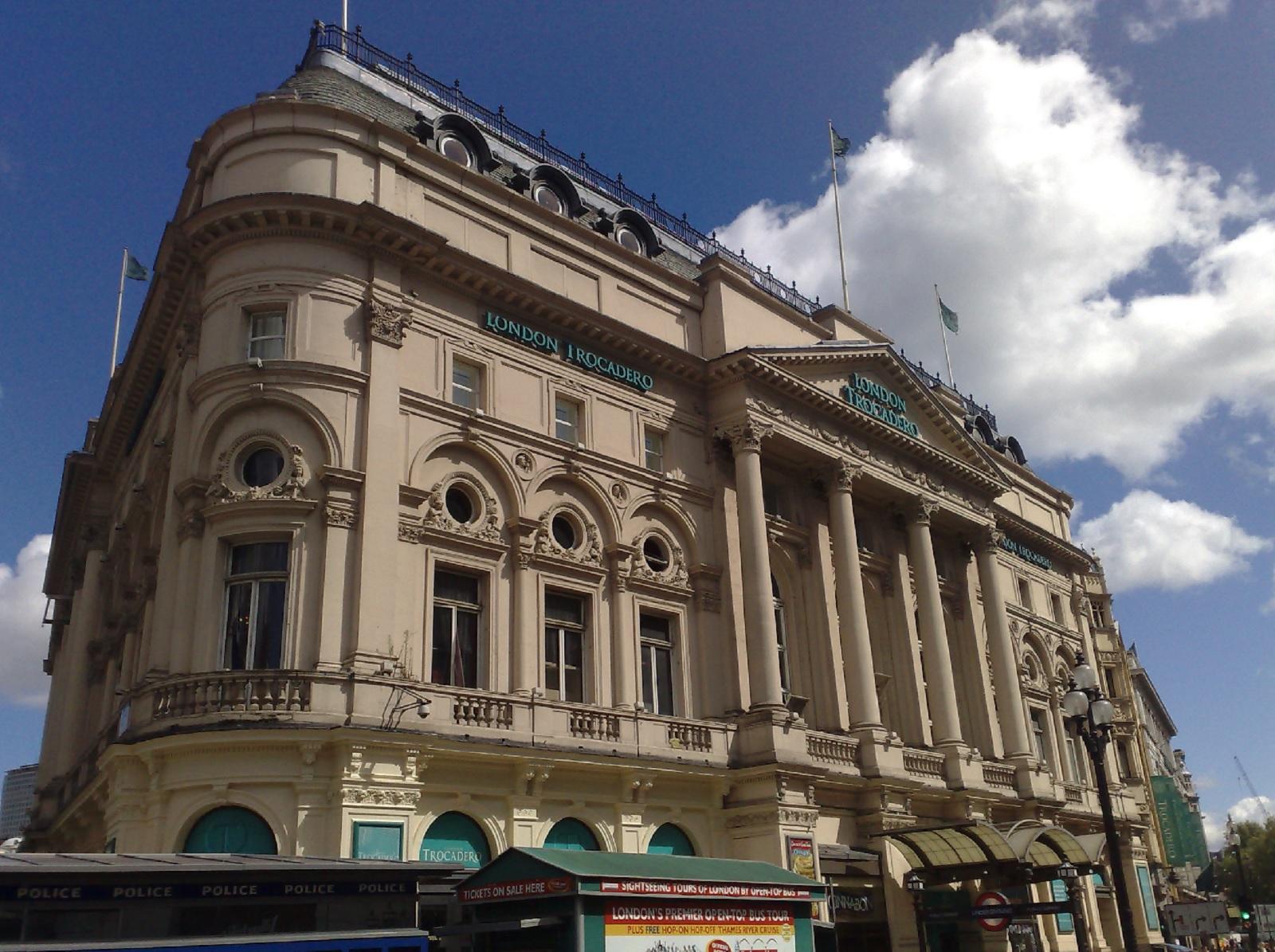 London Trocadero Case Studies gallery image 1